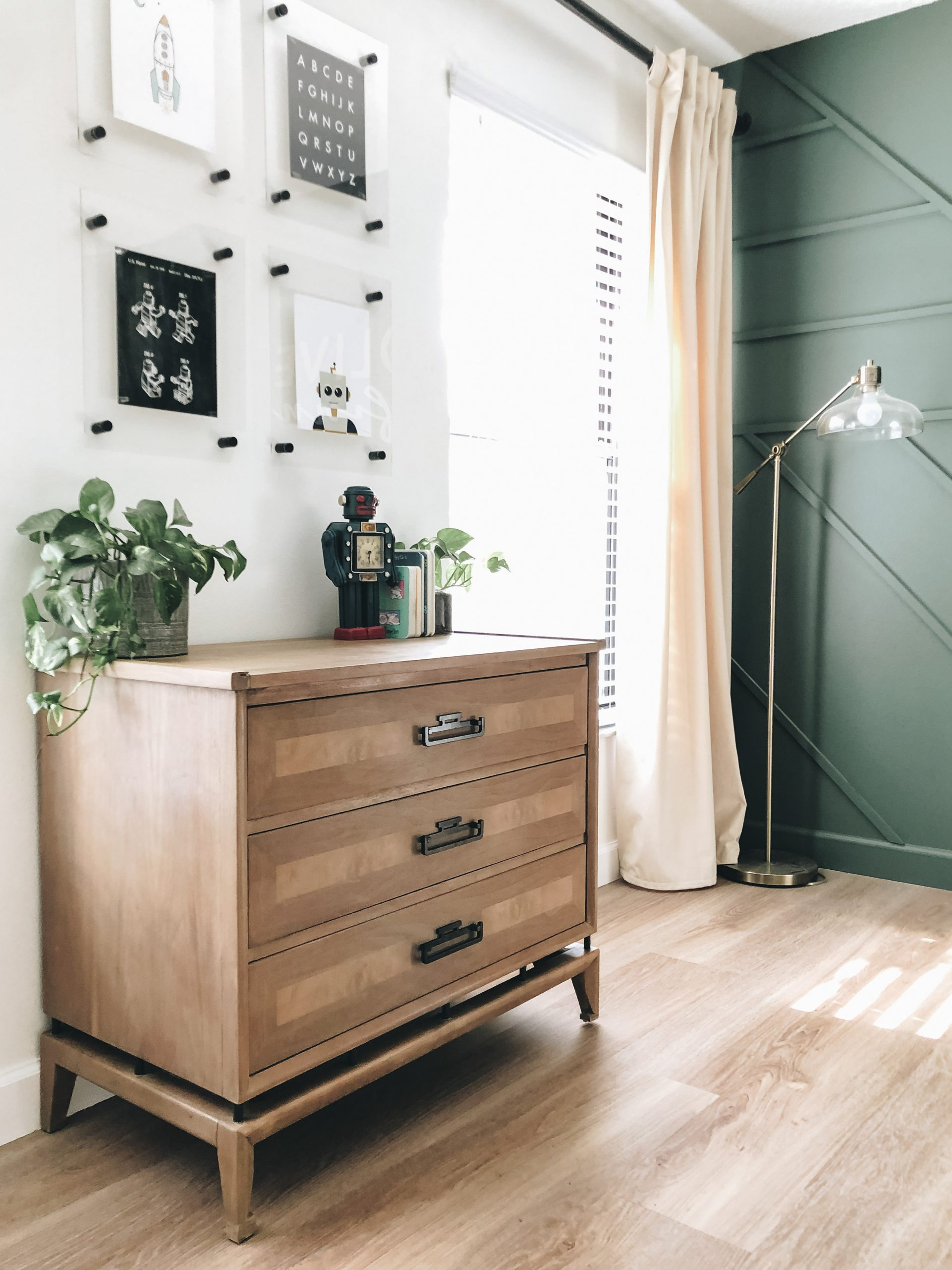 How To Strip And Bleach Previously Stained Wood Furniture Within The Grove